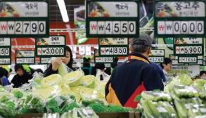 """6月1日:中国""""农产品批发价格200指数""""比昨天下降0.15个点"""
