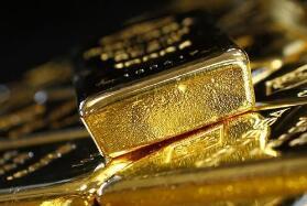 上海黄金交易所黄金T+D收盘下跌1.35%