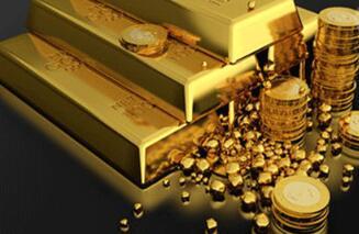 6月1日国际黄金期货金价收盘微跌,守住1900美元关口