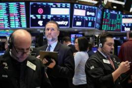 6月1日美股涨跌不一,道琼斯指数上涨 40 点,波音涨3.12%领涨道指