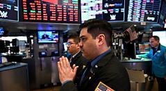 美国股市周五攀升,道琼斯指数上涨179点,科技股领涨