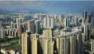 2021年1—5月份中国全国房地产开发投资和销售情况