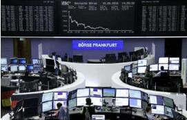 欧洲股市周二收高,化工和保险股上涨 0.8%