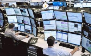 欧洲股市周五下跌,石油、天然气和银行类股领跌