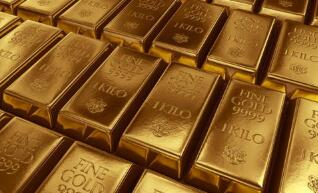 国际黄金期货本周下跌5.9%,创一年多来最糟糕一周