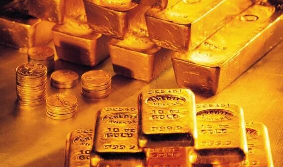 6月18日黄金ETF持仓量:SPDR黄金持仓量增加11.07吨