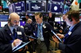 6月21日美股全线收涨,道指上涨580点,创3月来最大单日涨幅