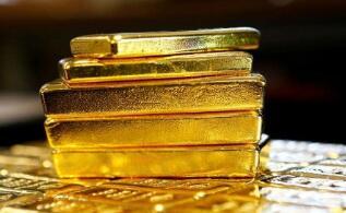 6月22日国际黄金期货收跌0.3%,钯金下跌1.1%