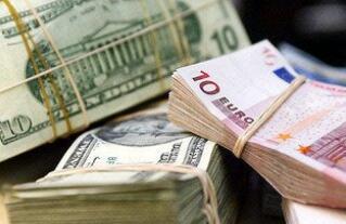 欧元兑美元续跌触及三个月低位,后市或考验1.18心理关口支撑