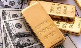 随着美元走强,7月16日国际金价从一个月高点回落