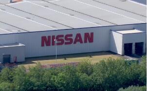 """日产宣布计划在英国建立电动汽车电池""""超级工厂"""""""
