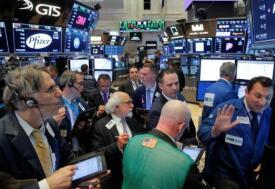 7月21日美股反弹,道琼斯指数上涨280点