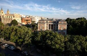 """西班牙首都马德里""""阳光景观街区""""成功申请世界遗产"""