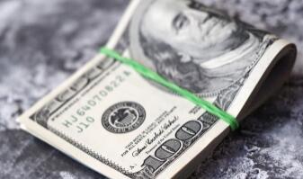 周一美元守住近一个月低位,因投资者关注美国就业数据