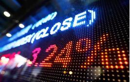 A股收评:三大指数齐跌,创指跌0.9%,军工股逆势大涨