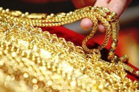 8月4日国际黄金期货价格上涨40美分
