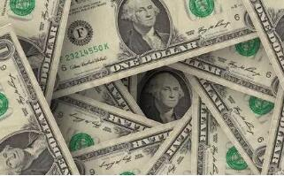 美元周三继续反弹,美元兑主要货币指数上涨0.2%