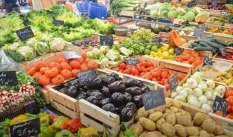 """8月11日:""""农产品批发价格200指数""""比昨天下降0.25个点"""