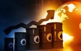 8月23日美国WTI期货收高5.6%,布伦特原油涨5.5%  均创5个月来最大日涨幅