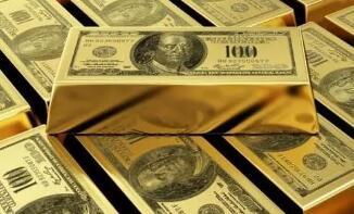 美元周一下滑,欧元兑美元上涨0.44%