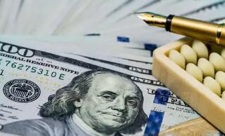 美元周三走低,欧元兑美元上涨0.11%