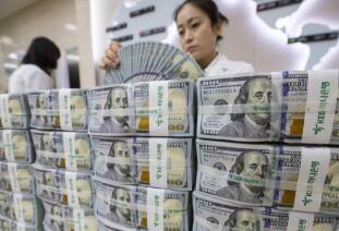 韩国8月外储4639亿美元续创新高