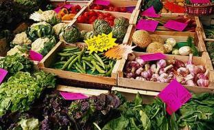 """9月7日:""""农产品批发价格200指数""""比昨天上升0.20个点"""