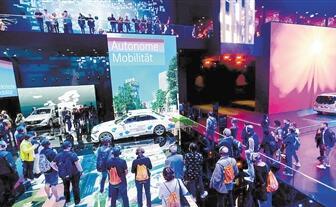 从慕尼黑车展看汽车业未来发展趋势