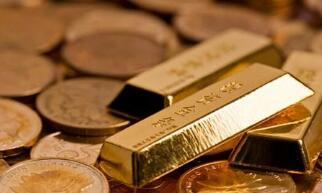 9月16日国际黄金期货下跌2.1% 录得6周来最大跌幅
