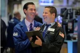 10月5日美股全面反弹,道琼斯指数上涨300点,科技股领涨