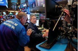 10月6日美股反弹  债务上限有望延期  道琼斯指数上涨100点