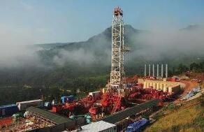 中国石化涪陵页岩气田累计产量突破400亿立方米