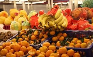 """10月12日:""""农产品批发价格200指数""""比昨天上升0.72个点"""