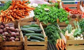 """10月13日:""""农产品批发价格200指数""""比昨天上升0.34个点"""