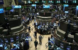 10月12日美股小幅收跌  道琼斯指数下跌117点