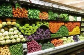 """10月14日:""""农产品批发价格200指数""""比昨天上升0.73个点"""