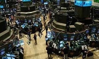 10月13日美股小幅收高  美联储纪要暗示提前缩表