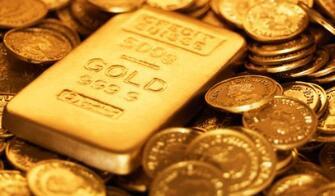 10月14日国际黄金期货上涨0.2%  连续第3日上涨