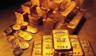 10月15日国际金价收低,创9月初以来最大单周涨幅