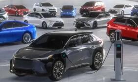 丰田将投资34亿美元 在美国生产电动汽车电池