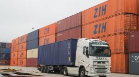 商务部:1-9月中欧双边贸易额达5993.4亿美元