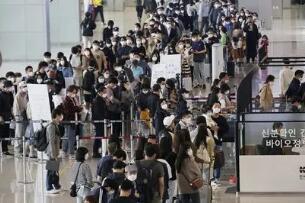 韩国9月就业人口同比增67.1万人 失业率2.7%