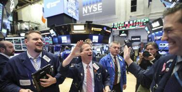 10月21日美股涨跌不一  标普500指数7连涨